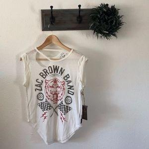 NWT Trunk Ltd. Zac Brown Band T-Shirt M
